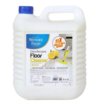 WONDER FRESH DISINFECTANT FLOOR CLEANER 5 L