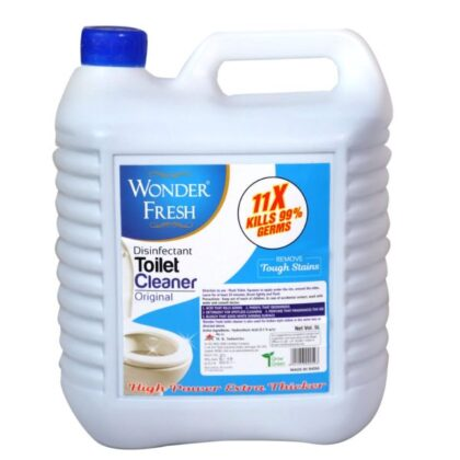 wonderfresh Toilet Cleaner 5-liter